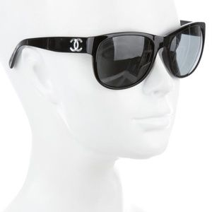 Chanel Black 5182 Sunglasses